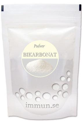 bikarbonat varje dag